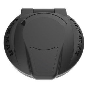 SX Closed Lid Foot Switch with Black Composite Plastic Lid