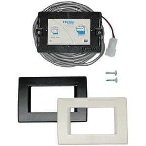Tecma macerator toilet controller for silence plus marine toilet.