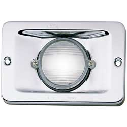 Flush Mount Rectangular Stern Navigation Light