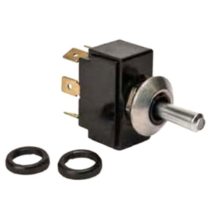 Toggle Switch, On-Off-On SPDT