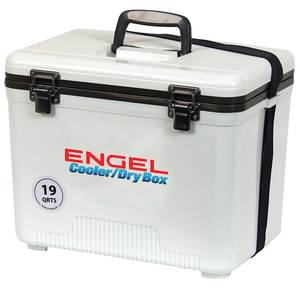 19 qt. Marine Cooler/Dry Box