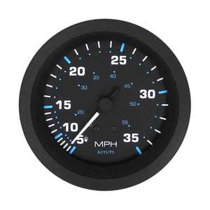 Eclipse Series Speedometer Kit, 35 mph