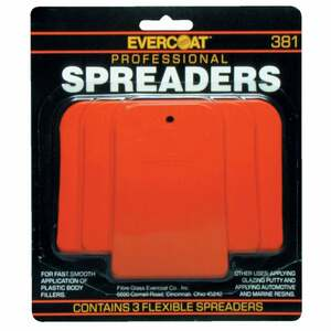 "2 1/2""W Resin Spreaders, 3-Pack"