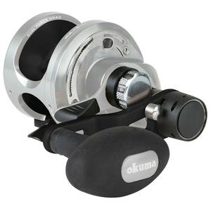 Andros A-5NIIA Two-Speed Lever Drag Conventional Reel