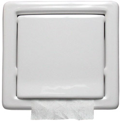 SAIL SYSTEMS Recessed Toilet Paper Holder | West Marine