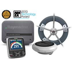 Evolution EV-100 Wheel Sail Autopilot