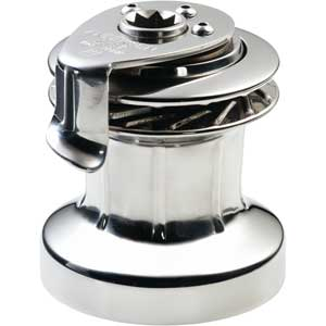 12ST Single-Speed Full Stainless Self-Tailing Winch