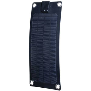 Semi-Flexible 3W Monocrystalline Solar Panel