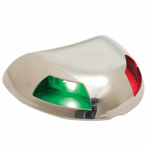 Stealth Series Deck Mount LED Bi-Color Navigation Light