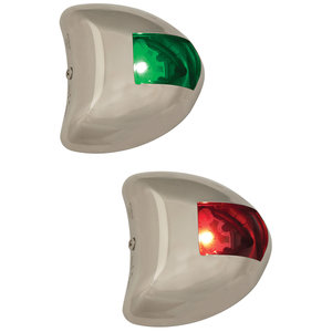 Stealth Series Side Mount LED Navigation Lights