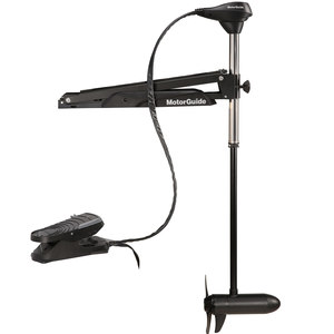 "X3 Freshwater Bow-Mount Trolling Motor, 36"" Shaft, 45 lb. Thrust"