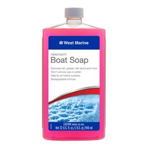 Heavy Duty Boat Soap, Quart