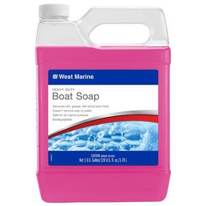 Heavy Duty Boat Soap, Gallon