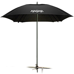 Cockpit Umbrella, Jet Black
