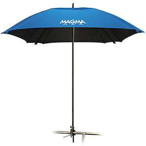 Cockpit Umbrella, Pacific Blue