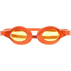 Kid's Mirrored Swimples Goggles, Mango