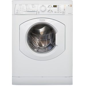 Compact Clothes Washer, 120V, White