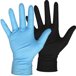 Nitrile Gloves, 100-Pack