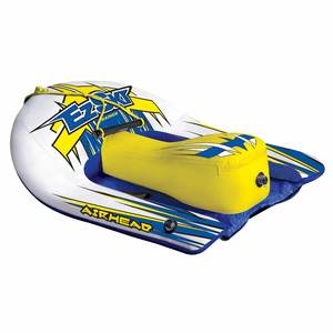 EZ SKI Inflatable Single Rider Towable Water Ski Hybrid
