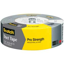 "Scotch® Pro Strength Duct Tape 1.88"" x 60Yd"