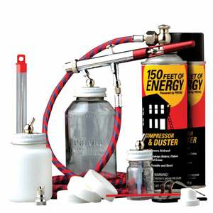 vFan Portable Airbrush Sprayer