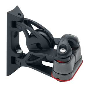 40mm Pivoting Lead Block with Cam-Matic® cleat