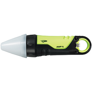 Amp 1L Flashlight with Bottle Opener & Cone