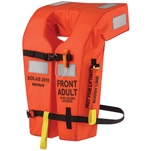 USCG-Approved/SOLAS-Compliant Life Jacket