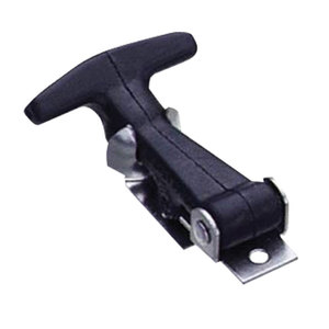 One-Piece Flexible Latch Handle, Series 65