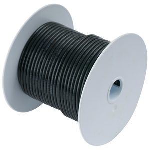 12 AWG Primary Wire, 12' Spool, Black