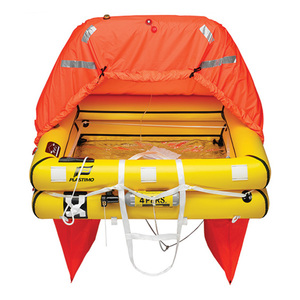 Transocean ISO 9650-1 Offshore Life Raft with Valise