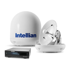 i4 Marine Satellite TV Antenna System, North America LNB