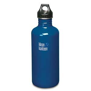40 oz. Classic Water Bottle with Loop Cap