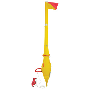 ISAF Inflatable Overboard Pole