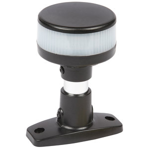 Base Mount LED All-Round Navigation Pole Light 4""