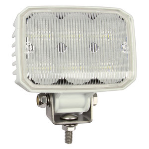 6 LED Deck Floodlight White