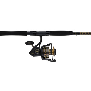 9' Battle II Spinning Combo 6000