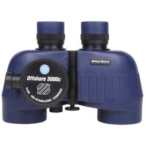 Offshore 3000c 7 x 50 Waterproof Binoculars with Compass