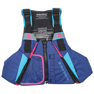 Dynamic Move Paddle Life Jacket, Blue/Pink