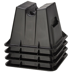 Pontoon Storage Blocks, 4-Pack
