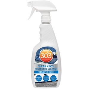 Clear Vinyl Protective Cleaner, 32oz.