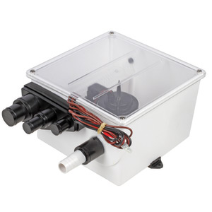 Multiple Port Shower Sump