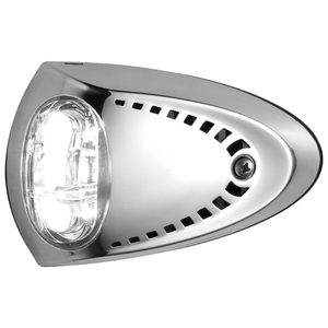 Surface-Mount LED Docking Lights, Stainless Steel Case
