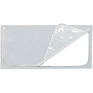 "40"" x 82"" RV Zippered Access Door"