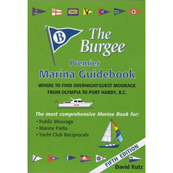 The Burgee Premier Marina Guidebook 5th Ed.