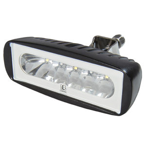 Caprera LED Floodlight, Black Case, White LED