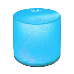 Luci® Color-Changing Inflatable Solar Lantern