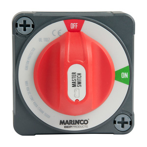 ez-mount pro installer off/on, double pole battery switch  bep marine