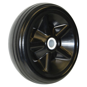 "24"" Rigid Dock Roller Wheel"