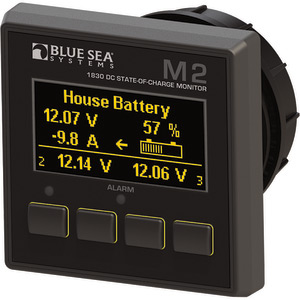 M2 DC State-of-Charge (SoC) Monitor